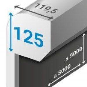 Screen ZWS 125