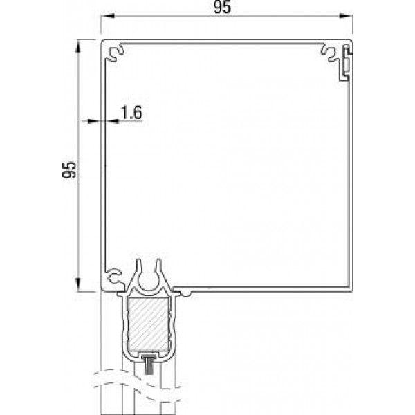 RitsScreen ZWS R95 Recht