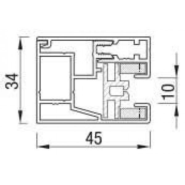 Geleider UTG RS Universal