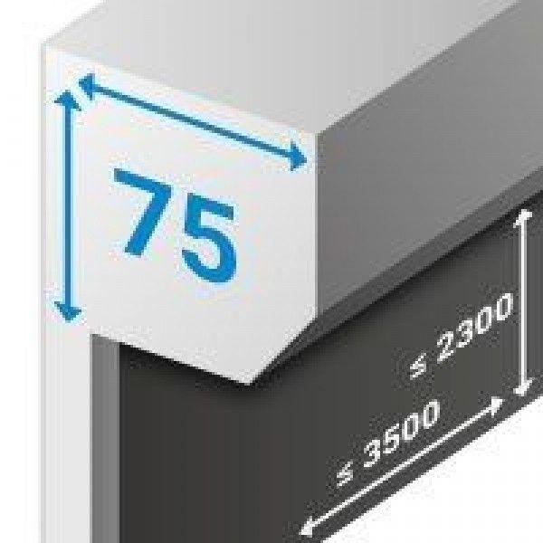 Screen ZWS 75
